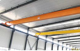 ND New European Design Single Girder Eot Crane