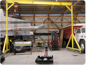 7 Reasons to Choose Our Crane