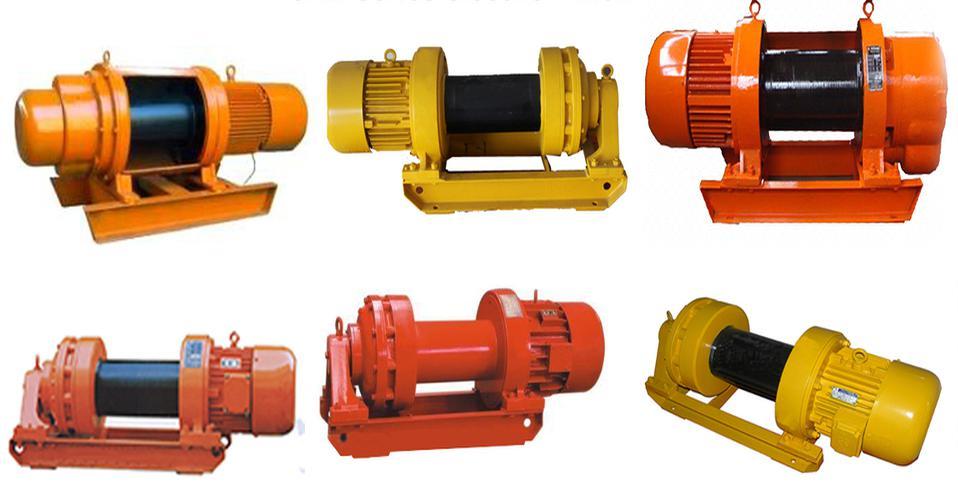 JKD series electric winch